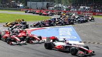 Formel 1 - GP Italien 2010 - Monza