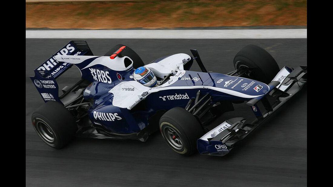 Formel 1 GP Korea 2010 Barrichello