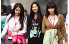 Formel 1 GP Korea 2010 Girls
