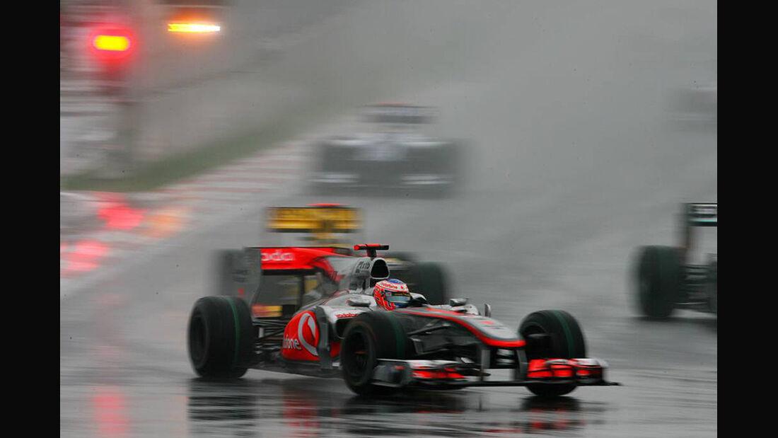 Formel 1 GP Korea 2010 Hamilton