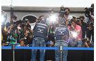 Formel 1 GP Korea 2010 Hülkenberg Barrichello
