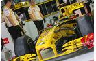 Formel 1 GP Korea 2010 Kubica