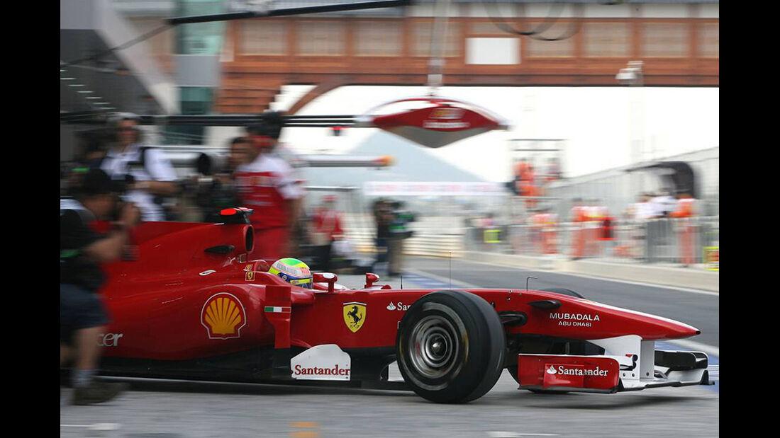 Formel 1 GP Korea 2010 Massa