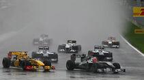 Formel 1 GP Korea 2010 Start