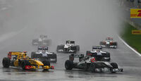 Formel 1 GP Korea 2010 Start
