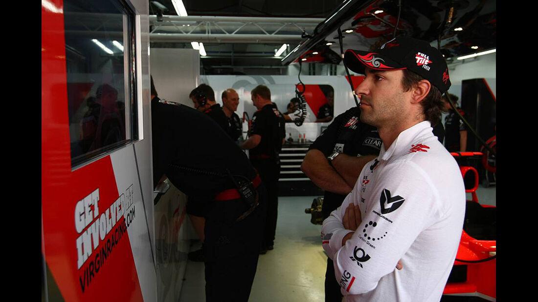 Formel 1 GP Korea 2010 Timo Glock