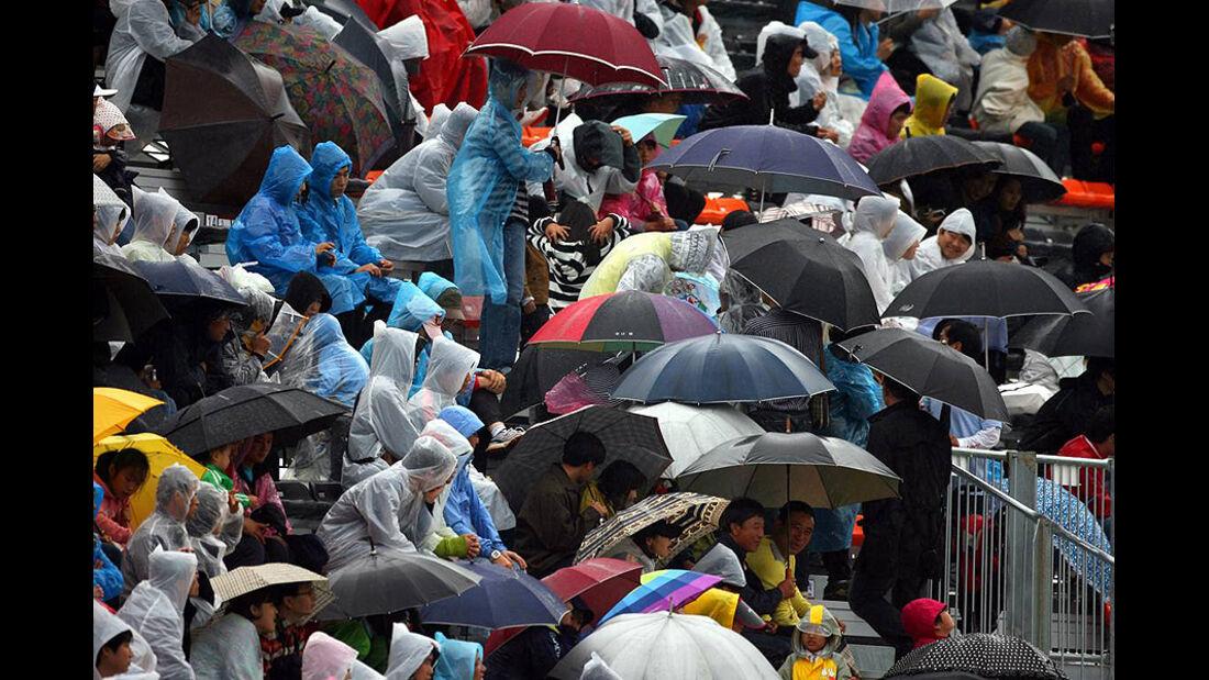 Formel 1 GP Korea 2010 Zuschauer