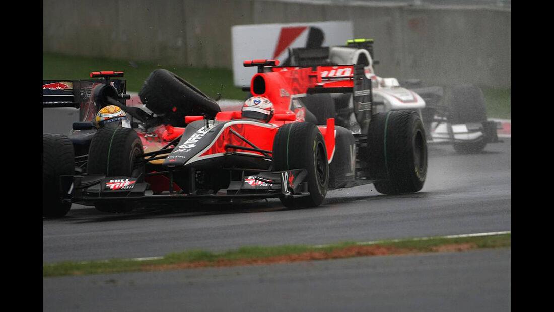 Formel 1 GP Korea 2010 di Grassi