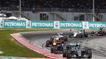 Formel 1 - GP Malaysia 2015