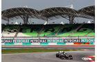 Formel 1 - GP Malaysia - 22. März 2013
