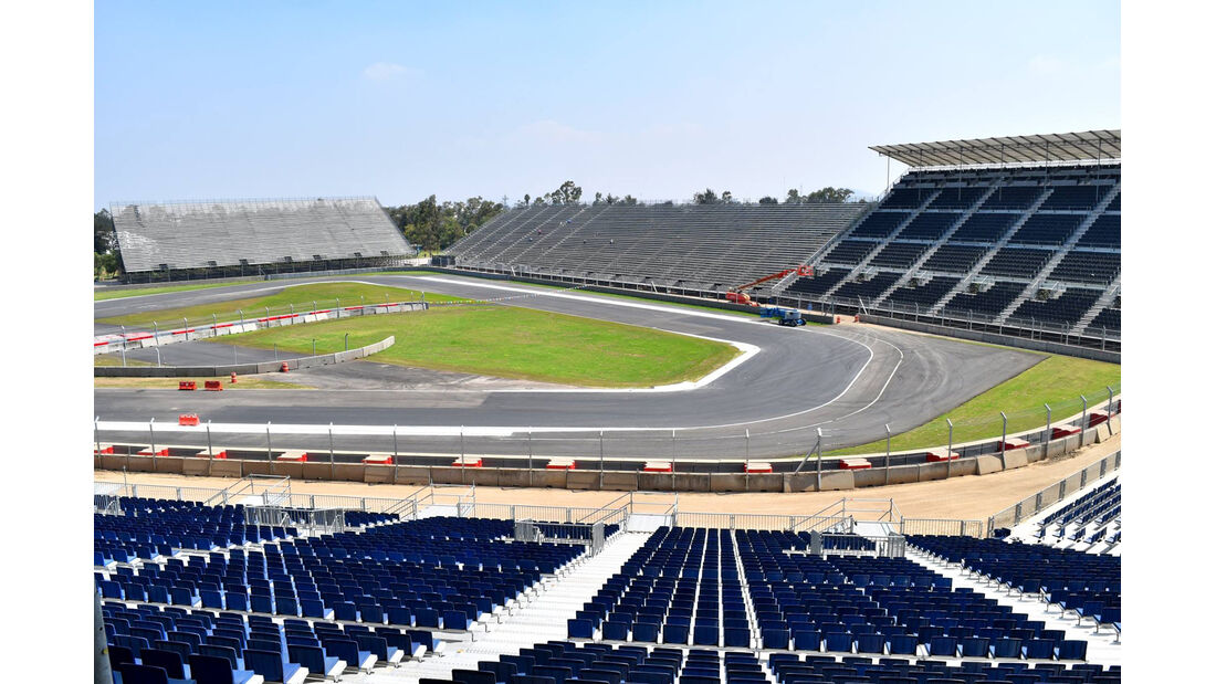 Formel 1 - GP Mexiko 2015 - Vorbereitung