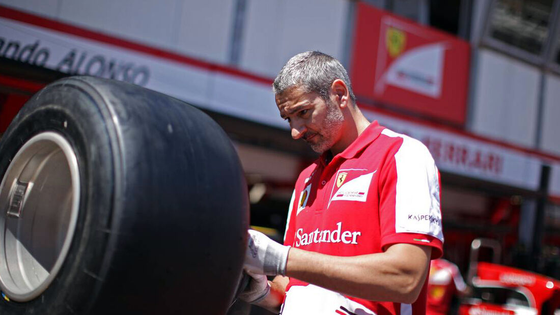 Formel 1 GP Monaco 2013 Pirelli Reifen