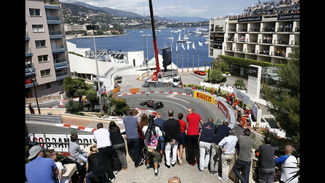 Formel 1 - GP Monaco - 24. Mai 2015