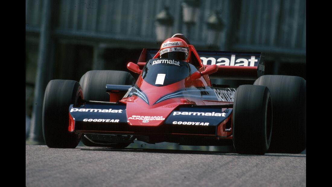 Formel 1 GP Monaco Niki Lauda