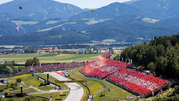 Formel 1 - GP Österreich - Spielberg - 2019