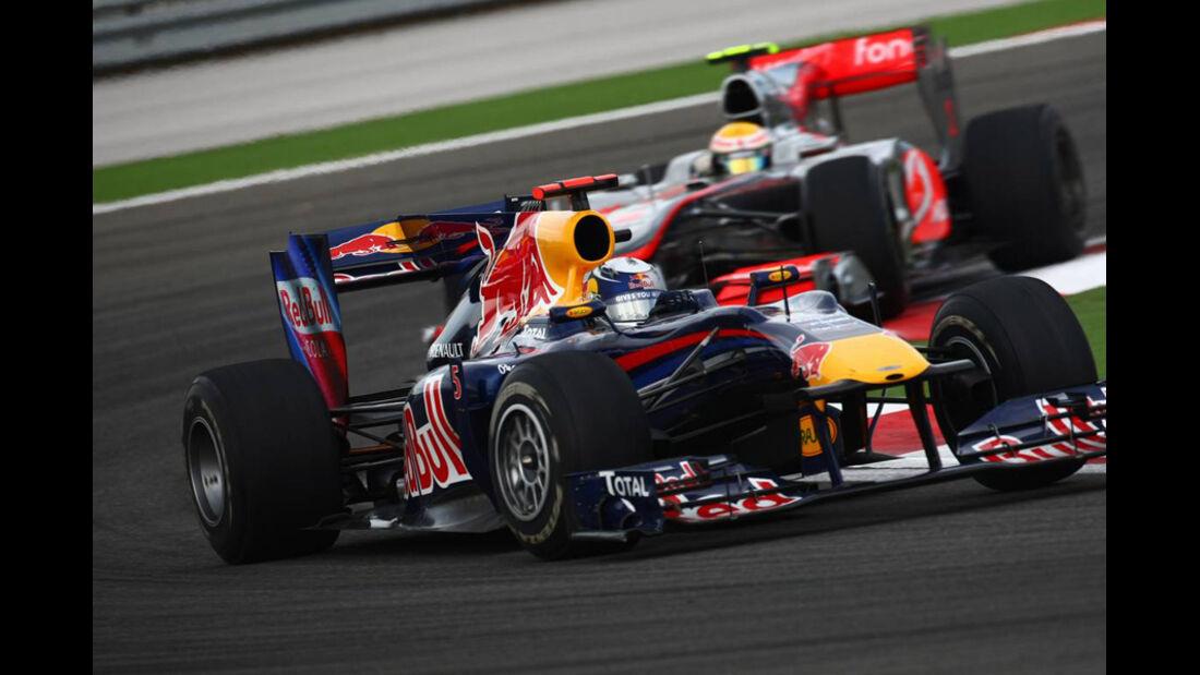 Formel 1 GP Türkei 2010 Highlights