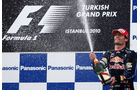 Formel 1 GP Türkei 2010 Highlights
