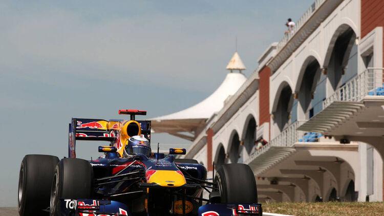 GP Türkei 2010 Ergebnis Training 3 auto motor und sport