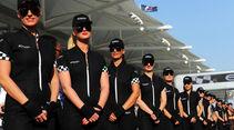 Formel 1 Girls - GP Abu Dhabi 2012