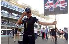 Formel 1-Girls - GP Abu Dhabi - 2014
