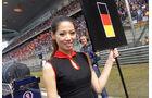 Formel 1 Girls - GP China 2014