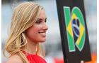 Formel 1-Girls - GP Deutschland 2014