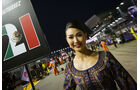 Formel 1-Girls - GP Singapur 2016