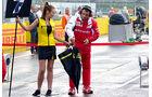 Formel 1-Girls - GP Ungarn 2014