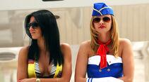 Formel 1-Girls - Grand Prix von Monaco 2014