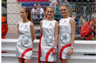 Formel 1-Girls - Grand Prix von Monaco 2014