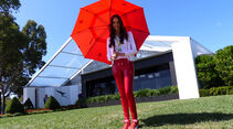 Formel 1-Girls - Melbourne - GP Australien 2015
