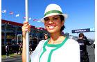 Formel 1-Girls - Melbourne - GP Australien 2015