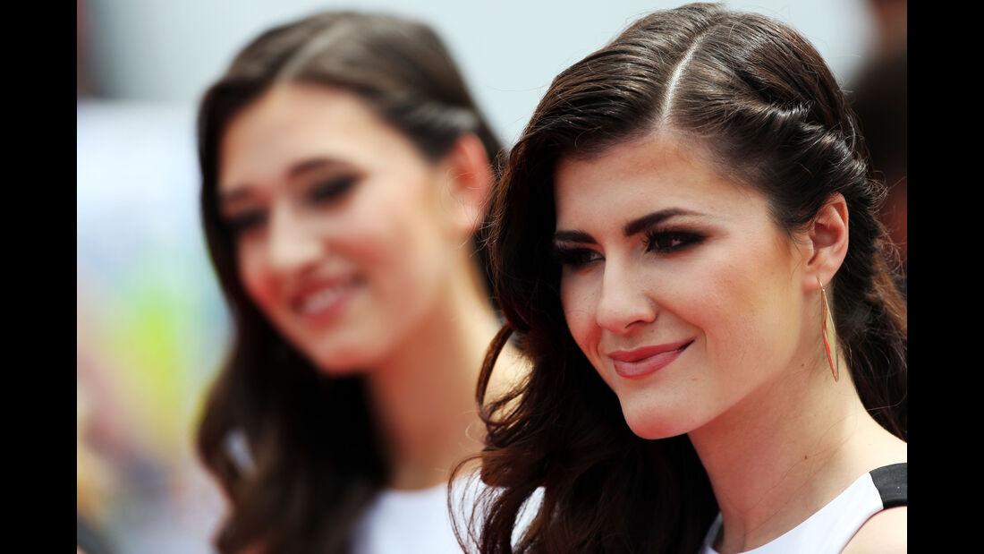 Formel 1-Girls Montreal - 2015