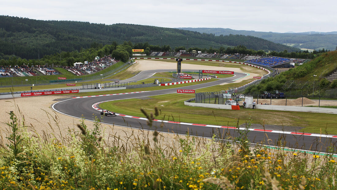 Formel 1 - Grand Prix Deutschland 2013