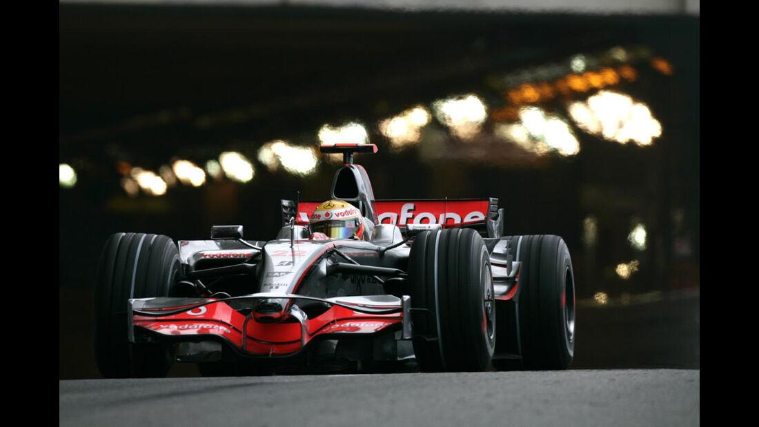 Formel 1, Grand Prix Monaco 2008, Monte Carlo, 25.05.2008
