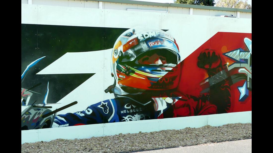 Formel 1 - Grand Prix Tagebuch - GP Australien 2016