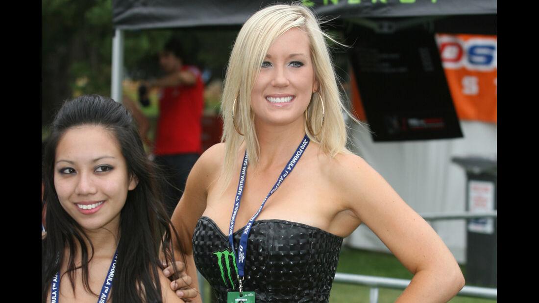 Formel 1 Grid Girls 2010