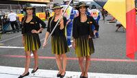 Formel 1 - Grid Girls - GP Belgien - Spa-Francorchamps - 2017
