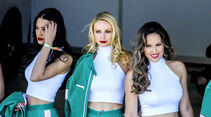 Formel 1 - Grid Girls - GP Brasilien 2017