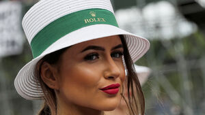 Formel 1 - Grid Girls - GP England 2017