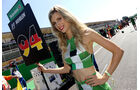 Formel 1 - Grid Girls - GP Italien - Monza - 2017