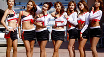 Formel 1 Grid Girls - GP Korea 2011