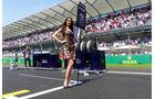 Formel 1 Grid Girls - Gran Prix von Mexiko 2015