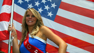 Formel 1 Grid Girls USA
