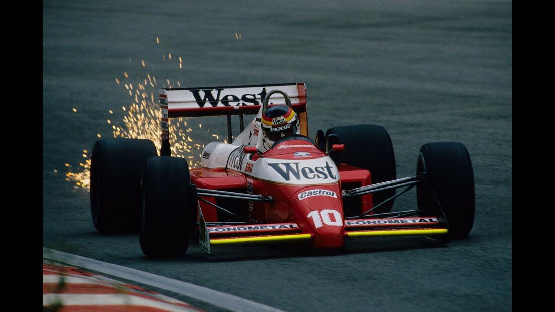 Formel 1-Historie - Funken
