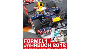 Formel 1 Jahrbuch 2012 Michael Schmidt Titel