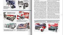 Formel 1 Jahrbuch Saisonrückblick 2013 Blick ins Buch, Michael Schmidt