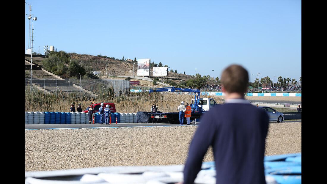 Formel 1, Jerez, Tests, Daniel Ricciardo, Red Bull