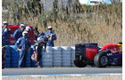 Formel 1, Jerez, Tests, Daniel Ricciardo, Red Bull