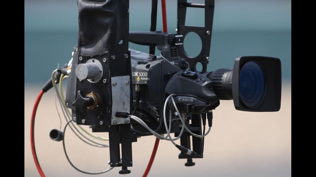 Formel 1-Kamera